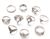 www.snowfall-fashion.com - New mix rings and more