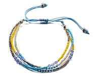 www.snowfall-fashion.co.uk - New Ibiza style bracelets