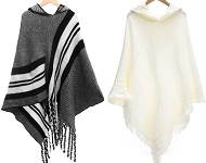 www.snowfall-fashion.be - Nieuwe ponchos