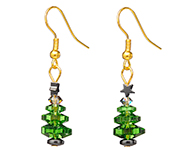 www.snowfall-fashion.com - New Christmas earrings