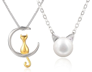 www.snowfall-fashion.com - New: jewelry with cats
