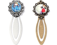 www.snowfall-fashion.co.uk - New bookmarks with cabochon