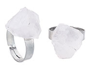 www.snowfall-fashion.com - New rings with natural stone